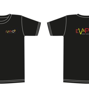 T-shirt homme Evaprod couleur