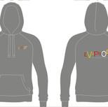 Sweat-shirt unisexe Evaprod couleur