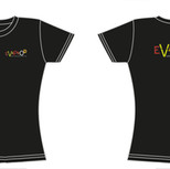 T-shirt femme Evaprod couleur