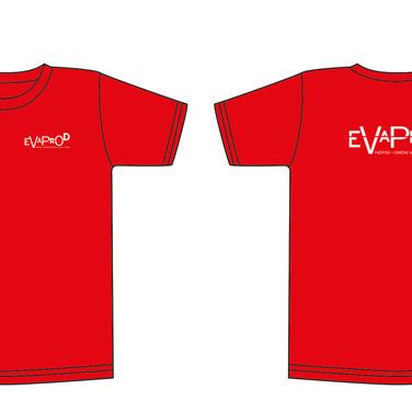 T-shirt homme Evaprod blanc