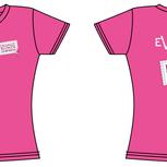 T-shirt femme design Legally Blonde