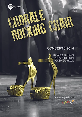 Rocking Chair 2014