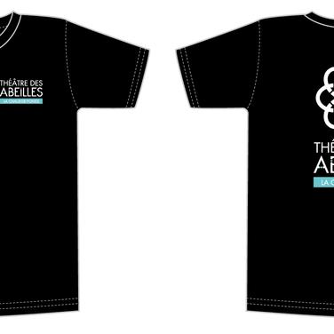 T-shirt homme Théâtre des Abeilles