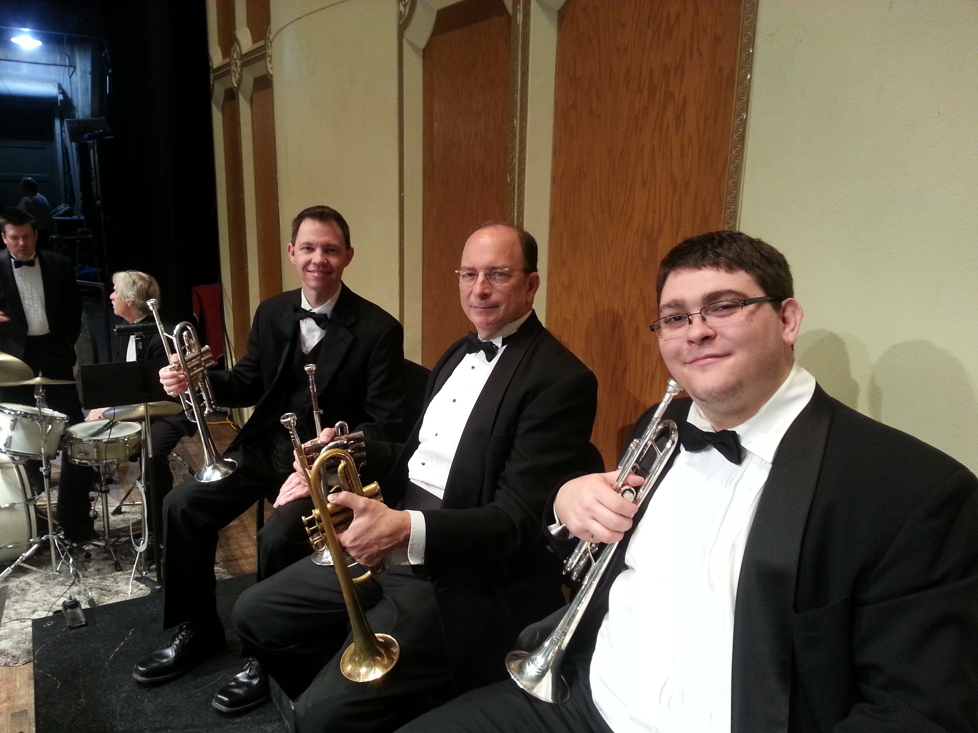 Knoxville Symphony Trumpet Section