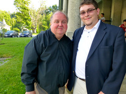 with Ed Carroll