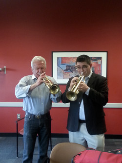 Screaming with THE Doc Severinsen