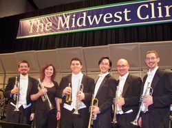 Eastman Wind Ensemble Trumpets