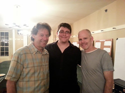 with John Wallace and Stephen Burns