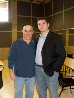 with Michael Sachs