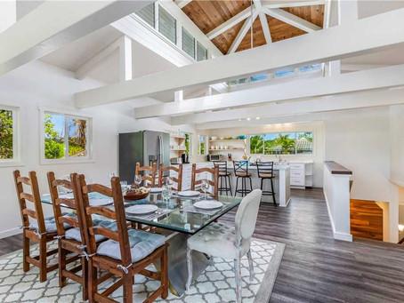 Kauai Beach House Renovation