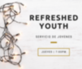 Refreshed Youth