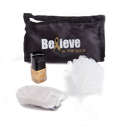 Believe Pedicure Set