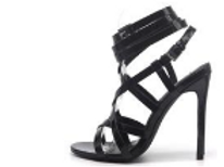 Strappy Ankle Strap High Heel