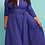 Thumbnail: Sleeveless Belted Party Maxi Dress with Cardigan