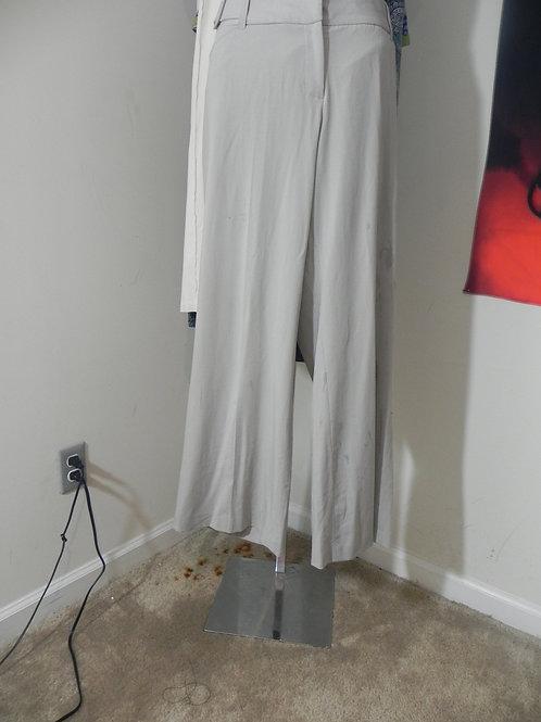 TAN WIDE LEG DRESS PANTS