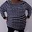 Thumbnail: Grey Asymmetrical Sweater