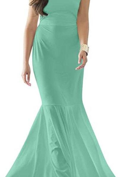 Sexy Evening Cocktail Maxi Dress