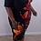 Thumbnail: BLACK & ORANGE DRESS
