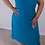 Thumbnail: Teal Blue Wrap Dress