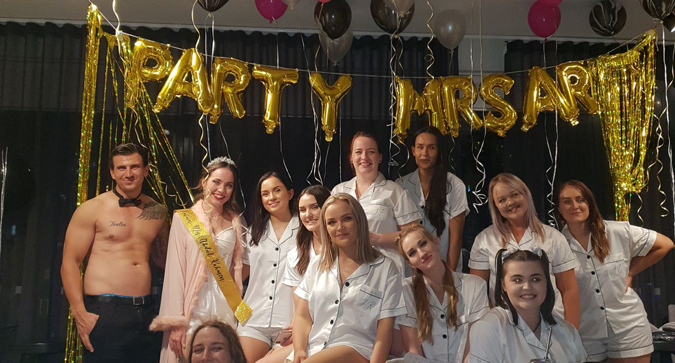 Penthouse Slumber Party - Hens Party