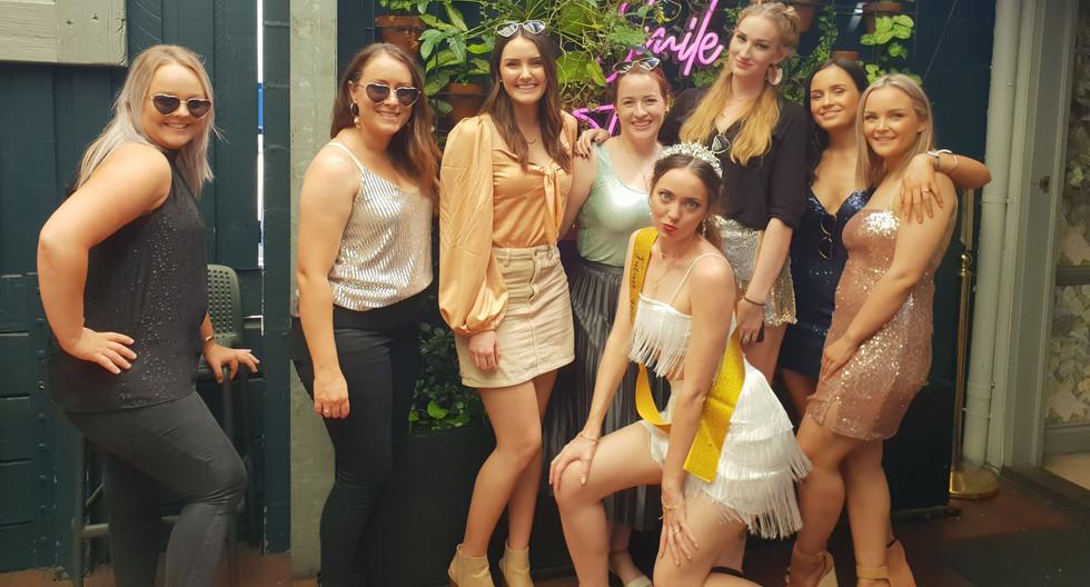 Gin High Tea - Hens Party