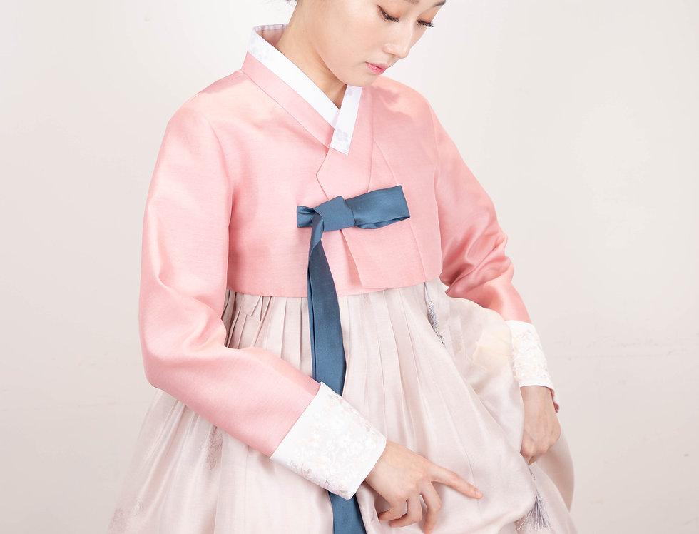 2020 한복 | Pink