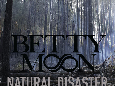 "Rock Songstress Betty Moon Releases Unleashes New Single ""Natural Disaster"""