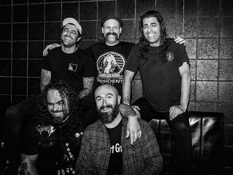 Death By Stereo Announce Canadian Dates With Strung Out