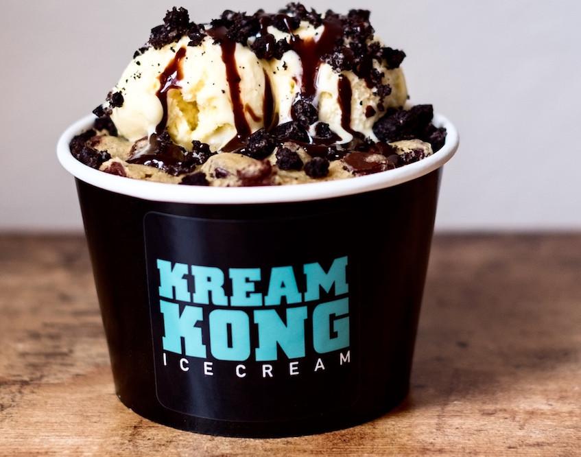Kream Kong - Kong's Cookie