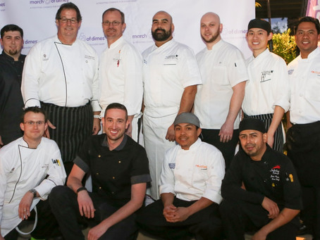 INAUGURAL MARCH OF DIMES INLAND EMPIRE SIGNATURE CHEFS AUCTION SET FOR NOVEMBER 7