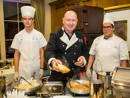 INAUGURAL MARCH OF DIMES INLAND EMPIRE SIGNATURE CHEFS AUCTION RAISES $215,000 TO HELP MOTHERS AND B
