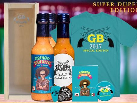 Gringo Bandito Releases 2017 Private Reserve Hot Sauce