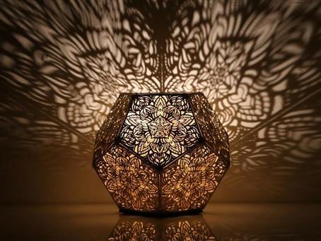 Dillon Forte x COZO (Geometric Lights)