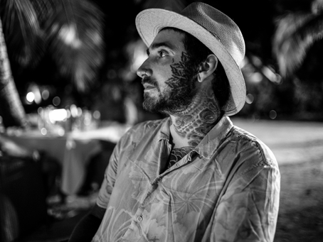 Tattoo Artist Dillon Forte Announces 2019 International Convention Appearances