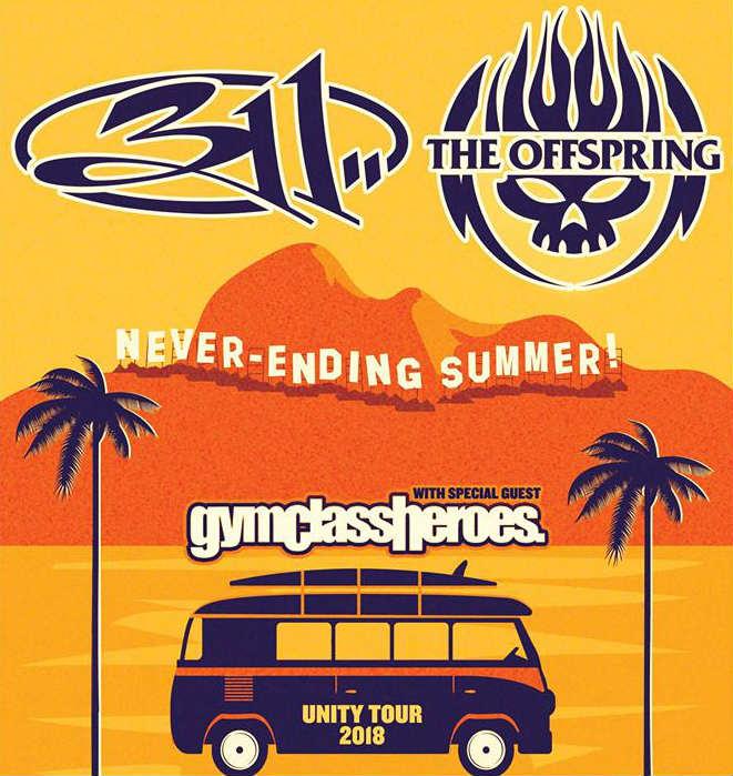 311 Offspring Tour Admat