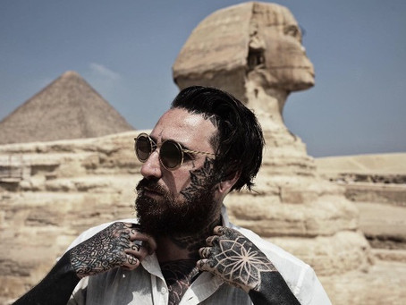 Tattoo Artist Dillon Forte Announces Nepal Tattoo Convention Appearance