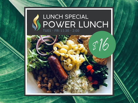 Silva's Fresh Eatery + Churrascaria Announces $16 Power Lunch