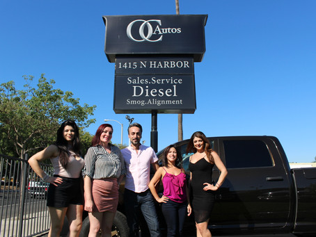 Diesel Truck Dealership OC Autos Is Giving Back To The Orange County Community