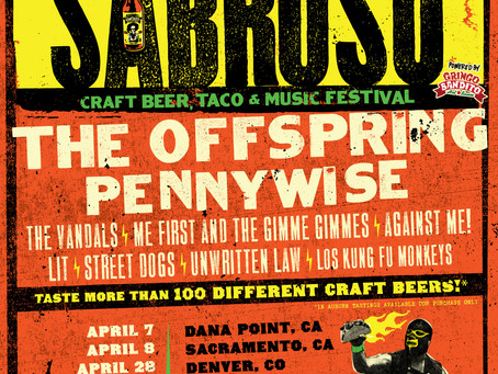 Sabroso Craft Beer, Taco And Music Festival Powered By Gringo Bandito Hits The Road This Spring
