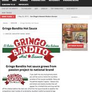 Food & Beverage - Gringo Bandito