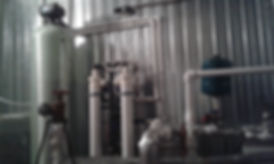 очистка воды из скважины ультрафильтрация
