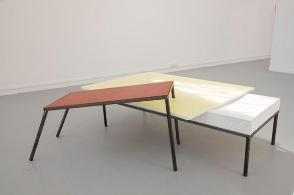 vues de l'installation lors de l'exposition Still life © Jean-Baptiste Monteil