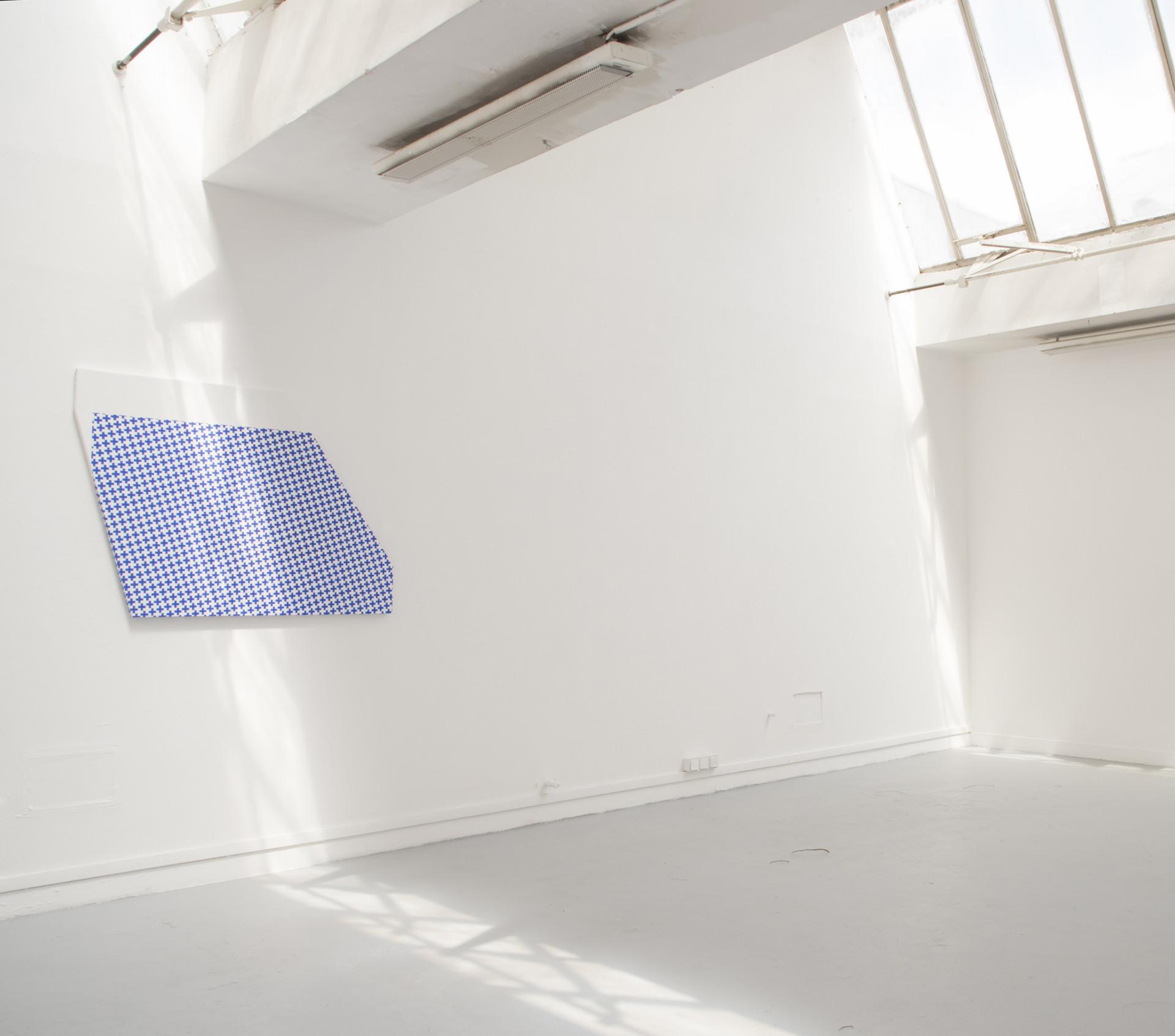 sheets #2 dans l'exposition Still life, 2019