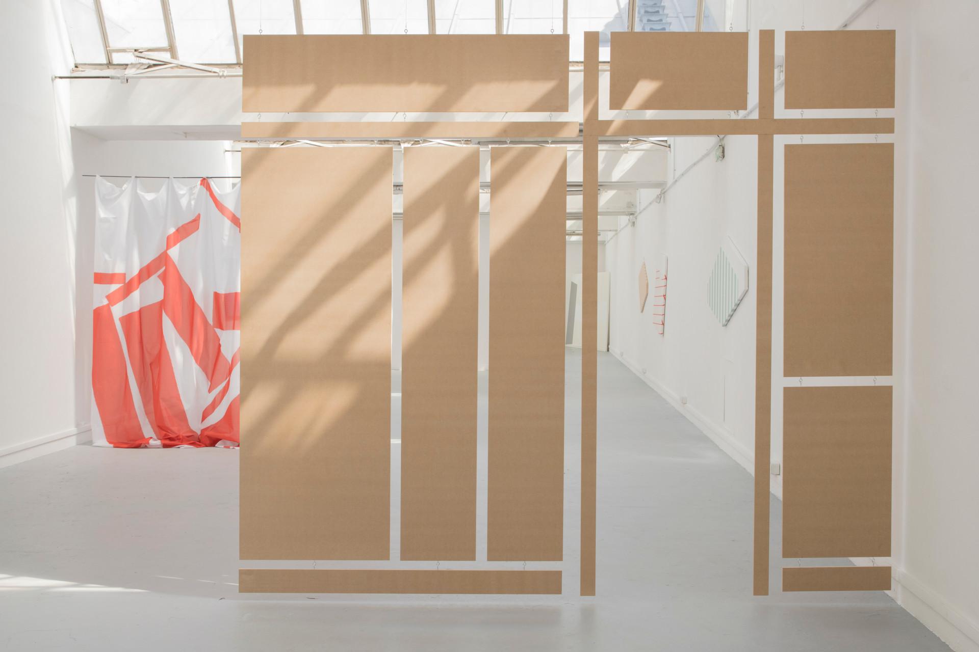 vues de l'installation lors de l'exposition Still life, 2019
