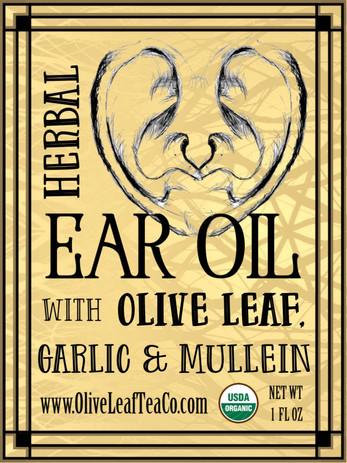 Ear Ache Oil