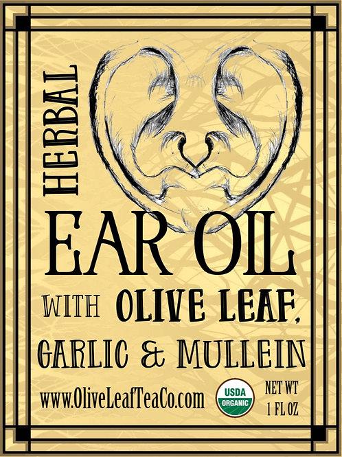 Soothing Ear Oil