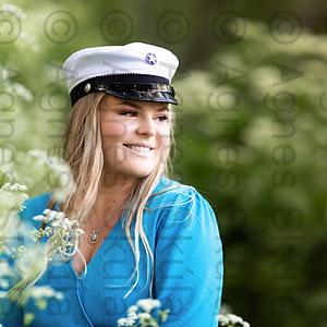 Stúdent Lilja Björk