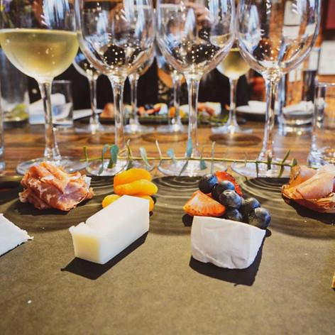 Cheese and Wine Pairing Class