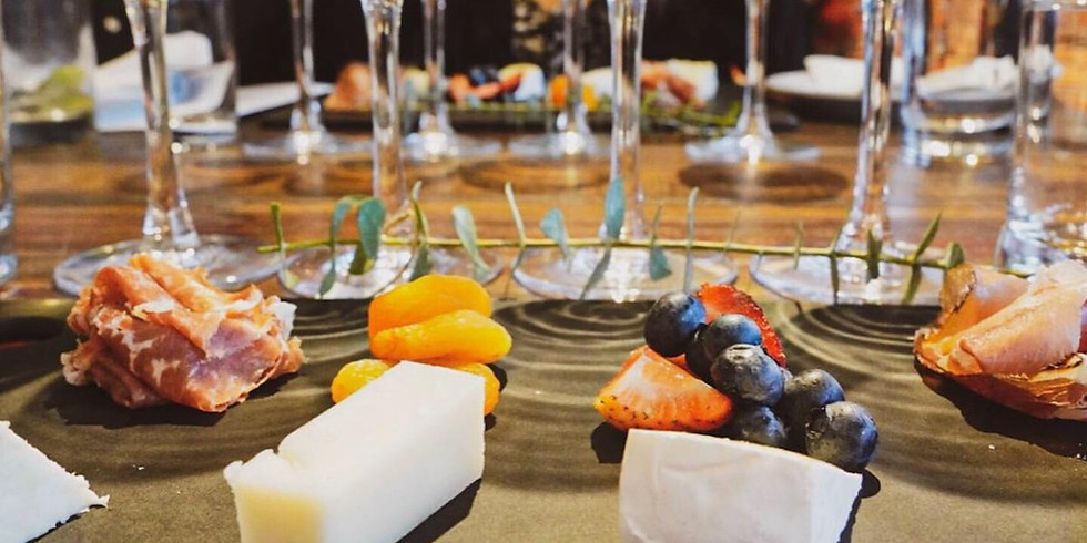 """October 17th """"One Year Anniversary"""" Cheese Class"""