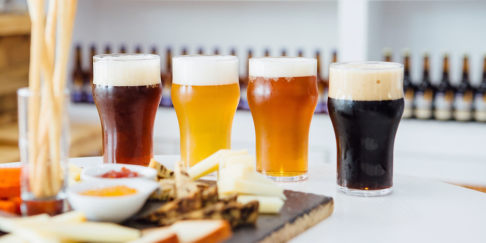February 21st Cheese + Beer/Cider Class